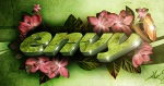 TIPOEnvy-3D-Text-Wallpaper